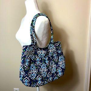 Vera Bradley large purse tote